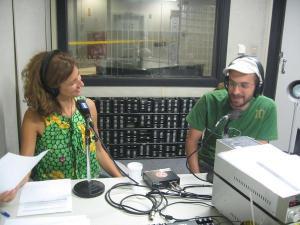 Debora Pill Radio EldoradoFM