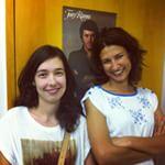 Lulina_e_Debora_no_Vitrola